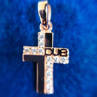 ダブコレクション(DUB Collection)のDUB k10ピンクゴールド シルバーネックレストップ(チャーム)