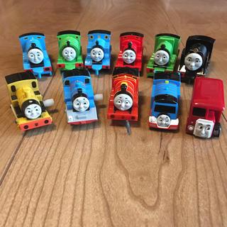 トミー(TOMMY)の【美品】きかんしゃトーマスと仲間たち(電車のおもちゃ/車)