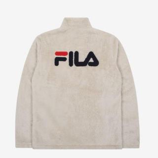 フィラ(FILA)のFILA ボアフリースジャケット Lサイズ(その他)