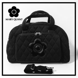 マリークワント(MARY QUANT)の【新品未使用】MARY QUANTボストンバック(ボストンバッグ)