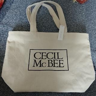 セシルマクビー(CECIL McBEE)の新品未使用 CECIL McBEE トートバッグ(トートバッグ)