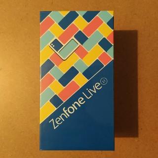 ASUS - 新品未開封 Zenfone Live (L1)ブラック ZA550KL