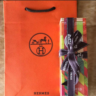 エルメス(Hermes)のHERMESツイリーモイスチャライジングボディーバーム 40ml×5個(ボディクリーム)