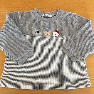 familiar - ファミリア 長袖 80