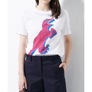 Paul Smith - ポールスミス 【洗える!】ダイナソー Tシャツ レディース