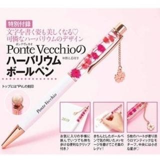 PonteVecchio - 美人百花  Ponte Vecchio  ハーバリウムボールペン