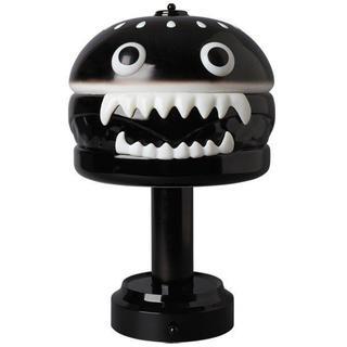 メディコムトイ(MEDICOM TOY)のUNDERCOVER HAMBURGER LAMP BLACK(テーブルスタンド)