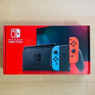任天堂 - 【新型】Nintendo Switch ニンテンドー スイッチ ネオン
