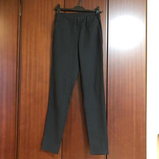 ダブルスタンダードクロージング(DOUBLE STANDARD CLOTHING)の美品 ダブスタ スキニーパンツ 黒(スキニーパンツ)