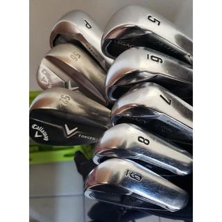 Callaway - ゴルフクラブ  LEGACY black 5~P + 52.56 8本セット