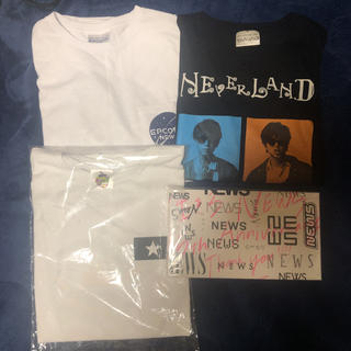 NEWS - NEWS グッズ Tシャツ
