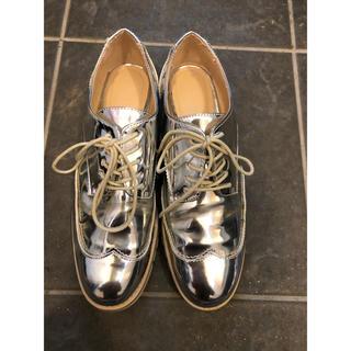 ザラ(ZARA)のZARA オックスフォードシューズ(ローファー/革靴)