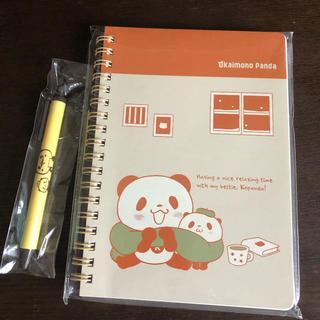 Rakuten - 楽天おかいものパンダ ノート&ペン