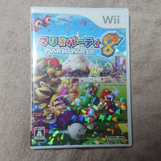 Wii - 任天堂Wii マリオパーティ8