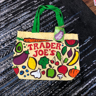 新品 Trader Joe's トレーダージョーズ エコバッグ