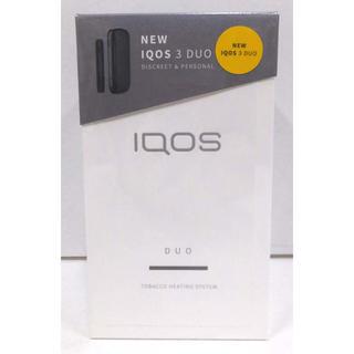 IQOS - IQOS3 DUO アイコス3 デュオ ベルベットグレー 新品未使用 未登録