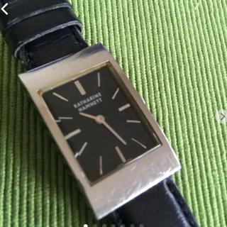 キャサリンハムネット(KATHARINE HAMNETT)のキャサリンハムネット 時計 ジャンク品(腕時計)