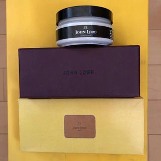 ジョンロブ(JOHN LOBB)のJOHN LOBB ジョンロブ グローブ シューホーン クリーム 3点セット(ドレス/ビジネス)