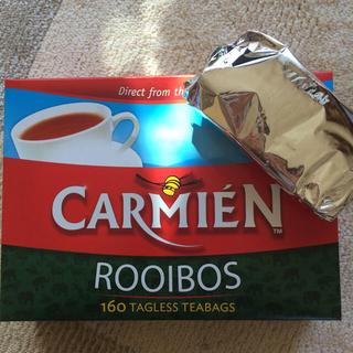 オーガニックルイボスティー20パック(茶)