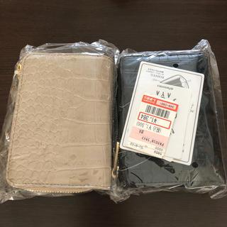 しまむら - プチプラのあや 財布 2色セット