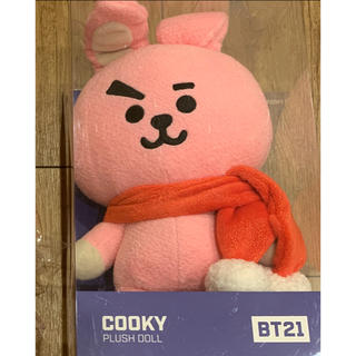 防弾少年団(BTS) - BT21 cooky ドール winter ver.