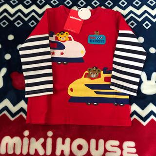 mikihouse - 新品☆ミキハウス 80cm
