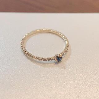 cloche クロチェ ピンキーリング(リング(指輪))