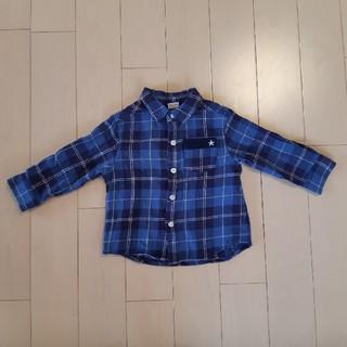 プティマイン(petit main)のプティマイン☆チェックシャツ(その他)
