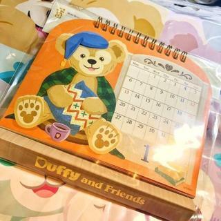 Disney - ダッフィー カレンダー ディズニー 2020 @1
