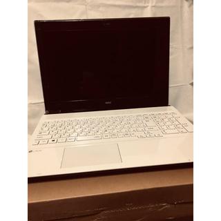 エヌイーシー(NEC)の【展示品】PC-NS700HAW(ノートPC)