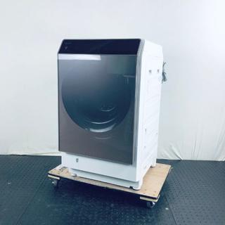 ★送料・設置無料★ シャープ 洗濯機 ES-G110-TL (No.1004)
