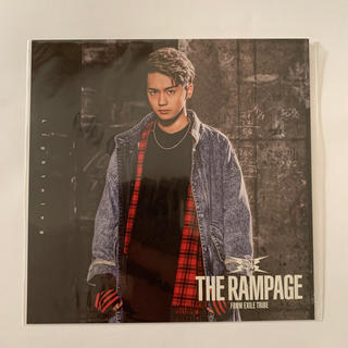 THE RAMPAGE - 吉野北人アザージャケット