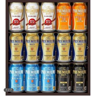 サントリー(サントリー)のサントリー プレミアムモルツ -華- 冬の限定5種セット YB40P (ビール)