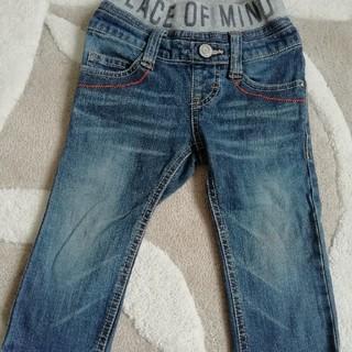 サンカンシオン(3can4on)のジーンズ 80  (パンツ)