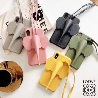 ロエベ(LOEWE)の4色 LOEWE iPhone 携帯ケース 大人気(iPhoneケース)