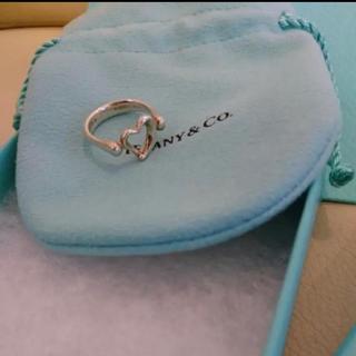 Tiffany & Co. - tiffany リング ハート 7号