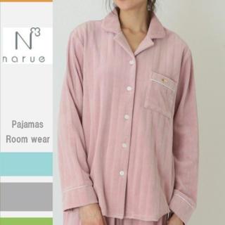 narue - ナルエー narue ベロア パジャマ ピンク 新品