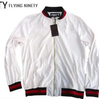 新品FNTY ベロア ジップアップ ジャケット XL(その他)