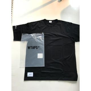 ダブルタップス(W)taps)の18SS WTAPS GPS D SS 01/TEE. COPO/BLK(Tシャツ/カットソー(半袖/袖なし))