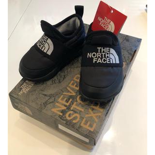 ザノースフェイス(THE NORTH FACE)のTHE NORTH FACE キッズ ヌプシトラクションライトモック14.0cm(ブーツ)