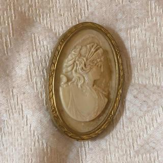 ロキエ(Lochie)のvintage brooch(ブローチ/コサージュ)