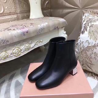 miumiu ブーツ 22.5cm-24.5cm