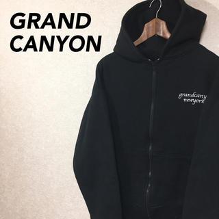 グランドキャニオン(GRAND CANYON)のGRAND CANYON グランドキャニオン ブルゾン パーカー 肉厚(スタジャン)