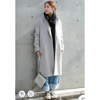JOURNAL STANDARD - ジャーナルスタンダード SUPER120 チェスターコート ロングコート コート