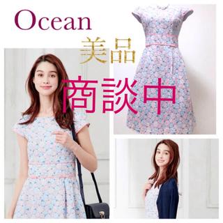 TOCCA - TOCCA❀*贅沢なお刺繍が人気のOcean♡定価約6万円