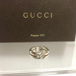 グッチ(Gucci)のGUCCI インフィニティ リング 13号 スターリングシルバー925(リング(指輪))