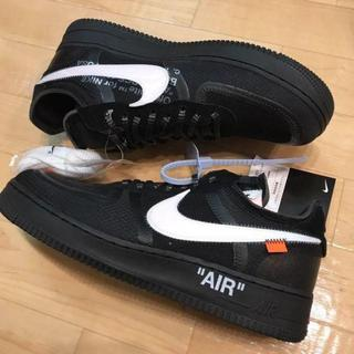 OFF-WHITE - 27cm Off-White / NIKE AIR FORCE 1