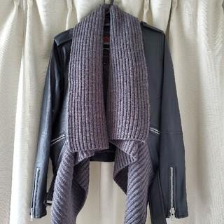 DOUBLE STANDARD CLOTHING - ダブルスタンダード レザージャケット