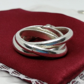 カレン シルバー リング 17(リング(指輪))