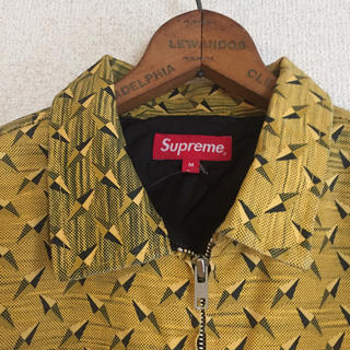 Supreme - 新品タグ付き Supreme Diamond Plate Work Jacket